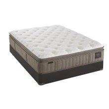 Estate Collection - Scarborough III - Euro Pillow Top - Luxury Plush - Queen - FLOOR MODEL
