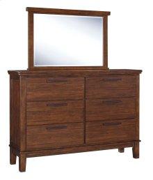 Ralene - Medium Brown 2 Piece Bedroom Set