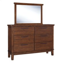 Ralene - Medium Brown 2 Piece Bedroom Set