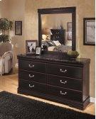 Esmarelda - Dark Merlot 2 Piece Bedroom Set Product Image