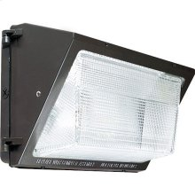LED Wall Mount Flood Light; 76 Watt; 5000K; 9212 Lumens