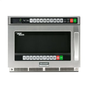 Sharp AppliancesSharp TwinTouch 1200 Watt Commercial Microwave Oven with Dual TouchPads