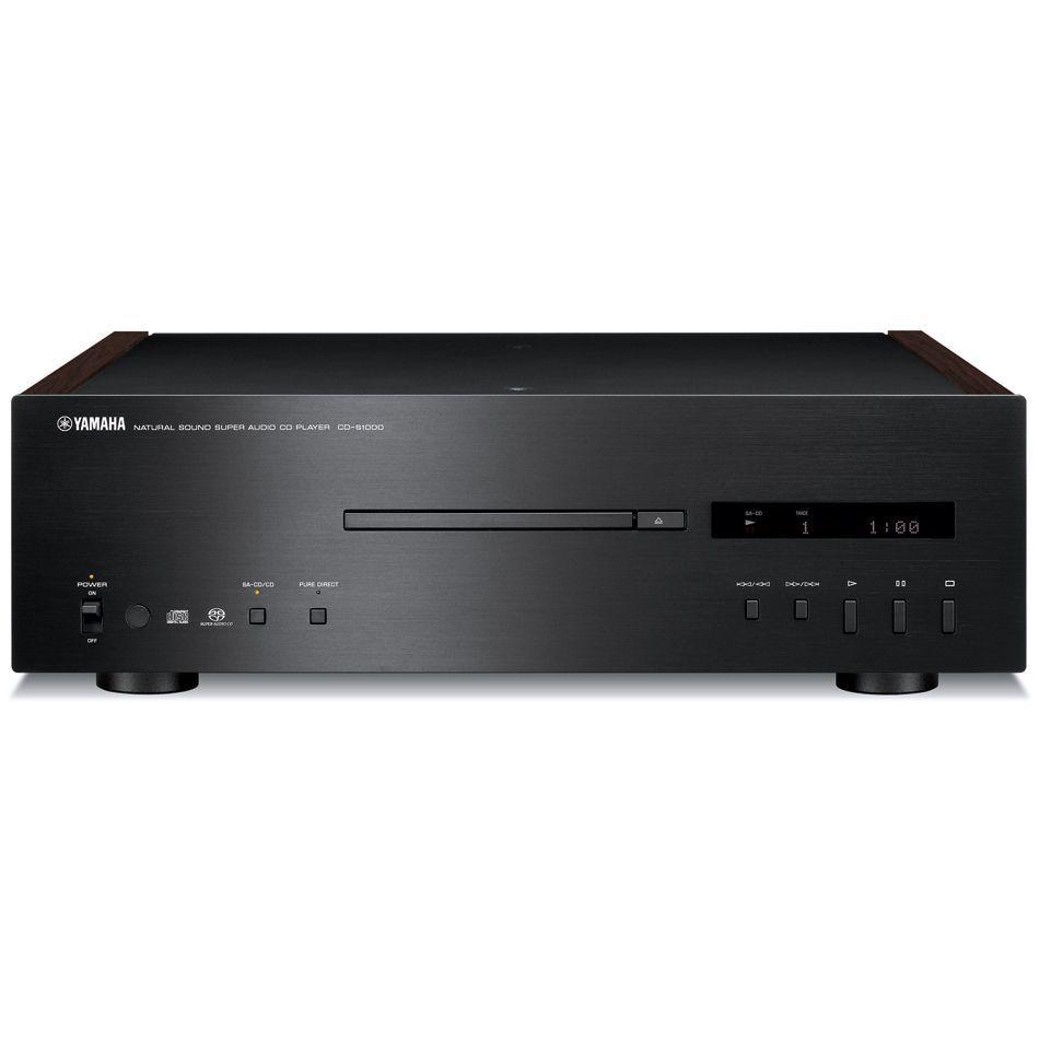 CDS1000BL Yamaha CD-S1000 Black Natural Sound Super Audio CD