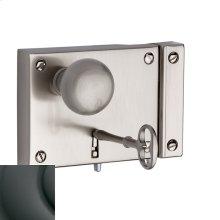 Oil-Rubbed Bronze 5704 Small Horizontal Rim Lock