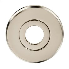 """2 1/4"""" dia. Thru-Bolted Modern Rose in US26 (Polished Chrome Plated)"""