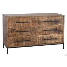Beckett 6Dwr Dresser