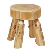 Cedar Foot Stool - Traditional Cedar