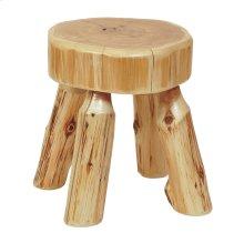 Cedar Foot Stool - Traditional Cedar