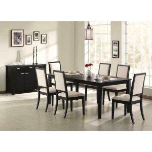 CoasterLouise Transitional Five-piece Dining Set