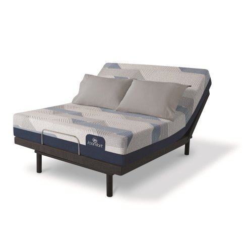 iComfort - Blue 100CT - Gentle Firm - Queen