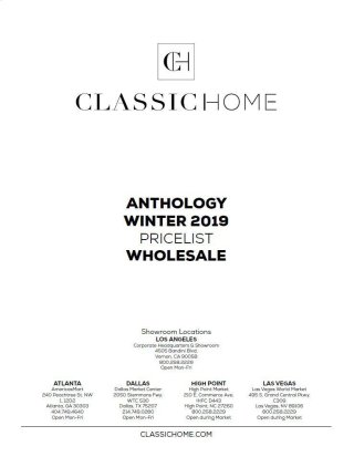 Anthology - Wholesale