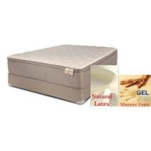 Kingsbury - All Foam - Gel And Latex - Pillow Top - Queen