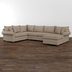 Alex U-Shaped Sectional