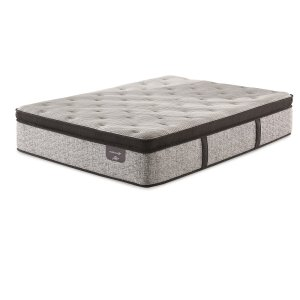 SertaMattress 1st - Fountain Hills Lux - Plush - Pillow Top - Twin
