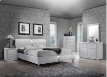 Enzo White Dresser