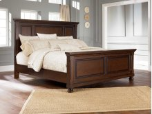 Panel Non-Storage California King Bed
