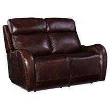 Living Room Chambers Power Recliner Loveseat w/ Power Headrest