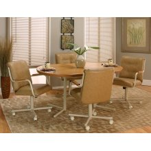 Carter 42x60 Rustic 5pc Set