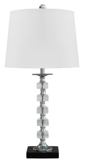 Crystal Table Lamp (2/CN)