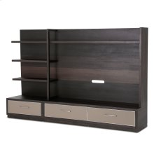 Entertainment Center (4 Pc)