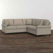 American Casual Wellington Small L-Shaped Sectional