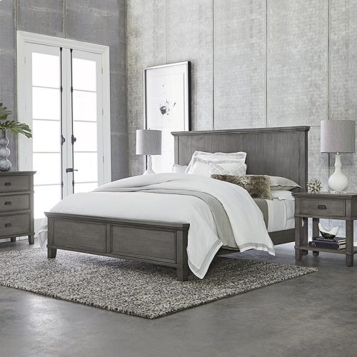 Cal King Brentwood Panel Bed