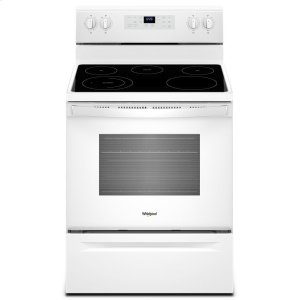 Whirlpool5.3 cu. ft. Freestanding Electric Range with 5 Elements