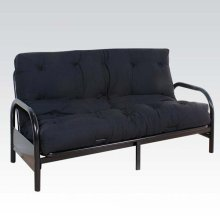 "6""FUTON MATRESS RED/BLK"
