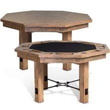 Puebla Game & Dining Table