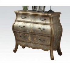 Silver Bombay Chest Product Image