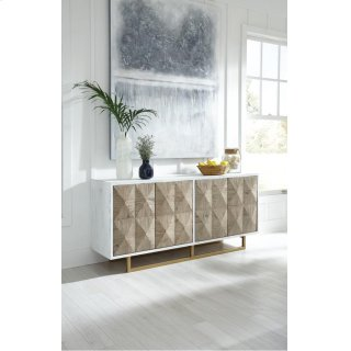 Northwood 4Dr Sideboard