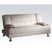 White Adjustable Sofa