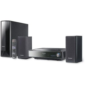 PanasonicHDD Jukebox Theater System with Hard Disk Drive & 3.1-Ch System