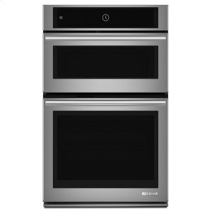 "Jenn-AirEuro-Style 27"" Microwave/Wall Oven with MultiMode® Convection System Stainless Steel"