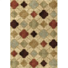 """4314 5x8 Malbeck Bisque 5'3"""" x 7'6"""" American Heritage"""