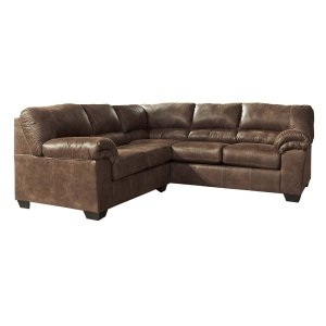 Ashley Furniture Bladen - Coffee 2 Piece Sectional
