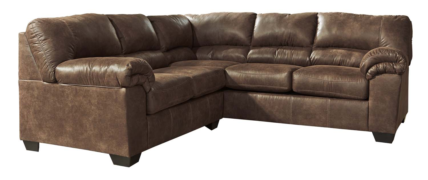 Bladen   Coffee 2 Piece Sectional
