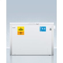 Laboratory Chest Freezer Capable of -30 C (-22 F) Operation; Replaces Fcl88