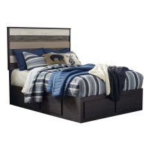 Micco - Multi 5 Piece Bed Set (Full)