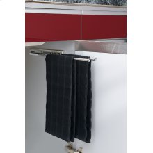 Rev-A-Shelf - 563-51-C - 2-Prong Pullout Towel Bar