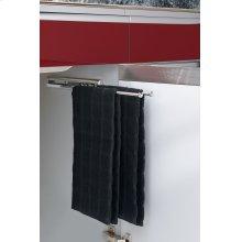 Rev-A-Shelf - 563-51-C - 2-Prong Pullout Towel Bar
