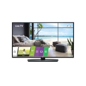 "LG Electronics43"" HD TV for Hospitality & Healthcare with Pro:Centric, Pro:Idiom, B-LAN EZ-Manger & USB Cloning"