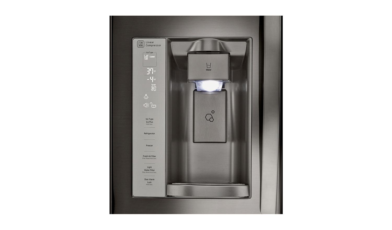 LFXS24623D LG Appliances 24 2 cu  ft  French Door