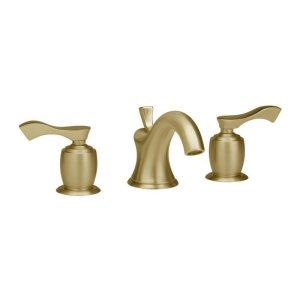 AMPHORA Widespread Faucet K105 - Old English Brass