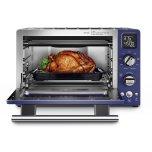 "KitchenAid 12"" Convection Digital Countertop Oven Cobalt Blue"
