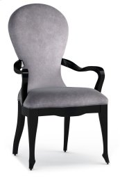 Dining Room En Pointe Upholstered Arm Chair