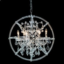 Pena 6 Light Chandelier