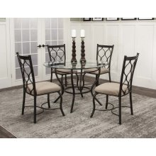 Holly 5pc Dining Set