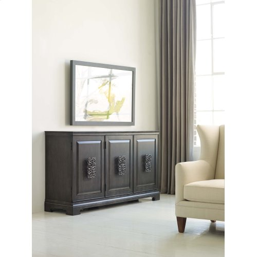 Living Room Melange Brockton Credenza