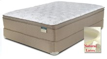 "Comfortec - 4000 - Latex - 15"" Euro Box Top - Queen"